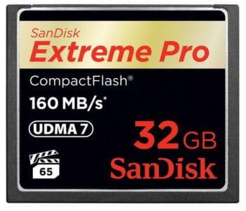 Как выбрать SD и CF флэш-карты для фотокамеры