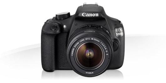 Обзор Canon EOS 1200D