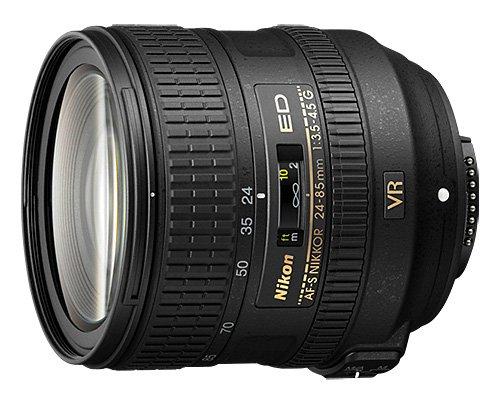 Nikon 24–85mm f/3,5–4,5G ED VR AF-S FX