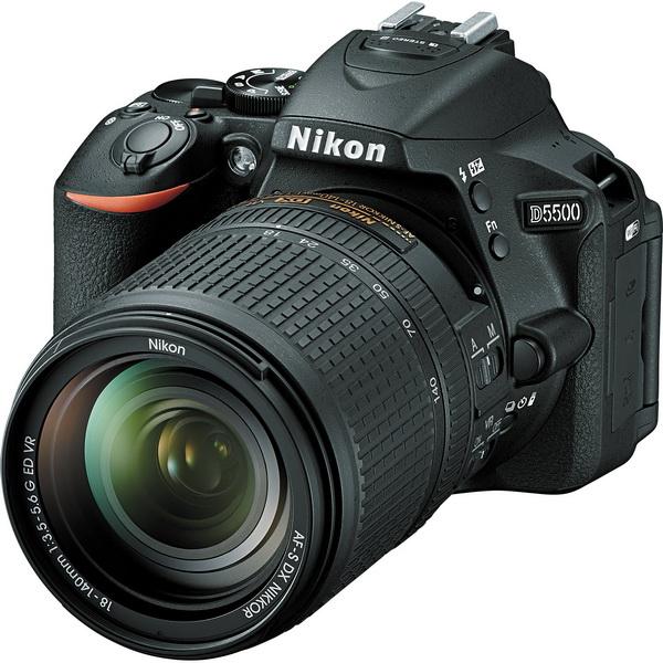 Обзор Nikon D5500 DX