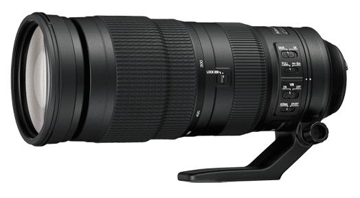 Обзор Nikon AF-S 200-500mm f/5.6E ED VR