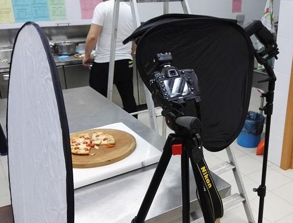 Как правильно фотографировать еду