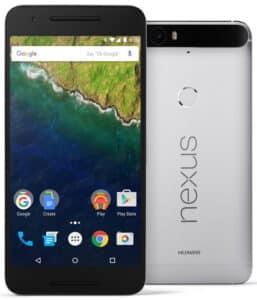 Смартфон Nexus 6P