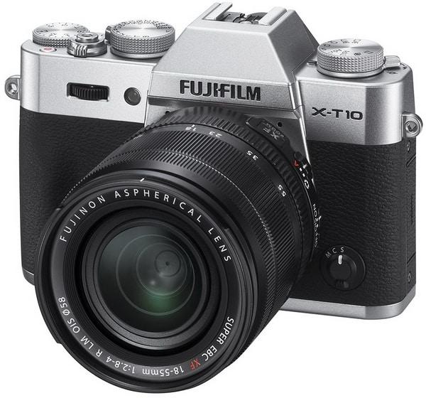 Фотокамера Fujifilm X-T10