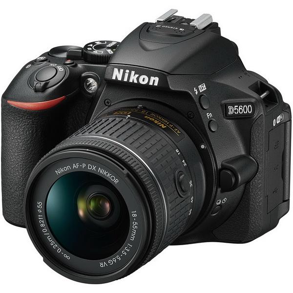 Обзор Nikon D5600 DX