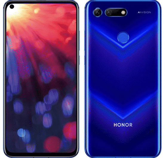 Honor 20 View