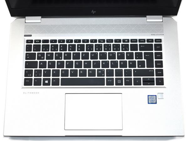 elitebook keyboard