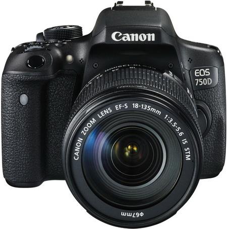 Обзор Canon EOS 750D