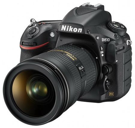 Обзор Nikon D810