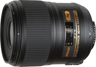 Обзор объектива Micro NIKKOR 60mm f/2.8G ED
