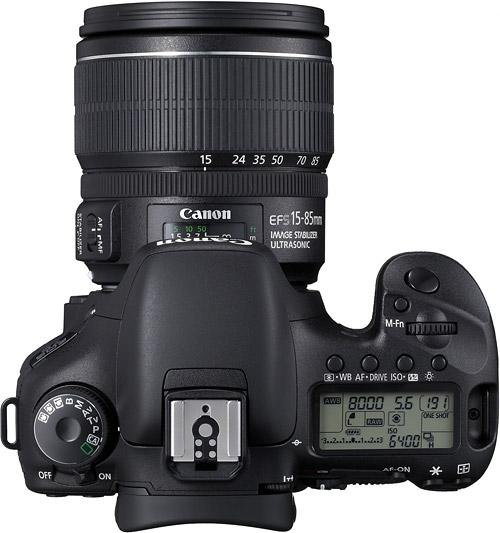 Canon EF-S 15-85mm IS