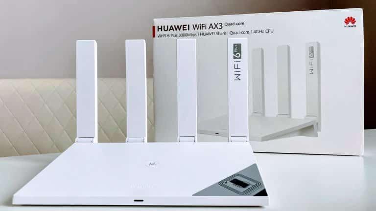 Huawei WiFi AX3 Quad Core