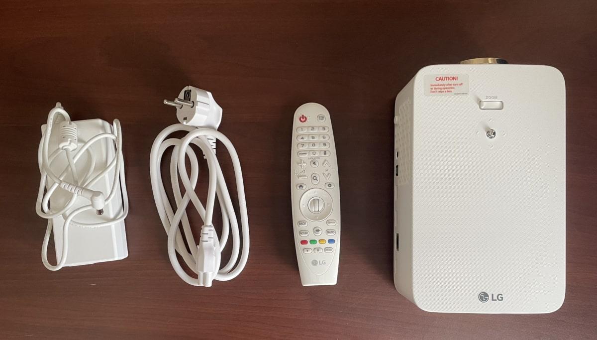 LG CineBeam HF60LS