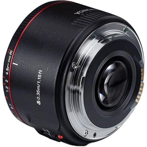 YN50mm f/1.8 II