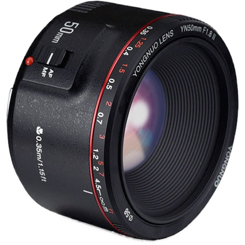 Yongnuo YN 50mm f/1.8 II (Canon)