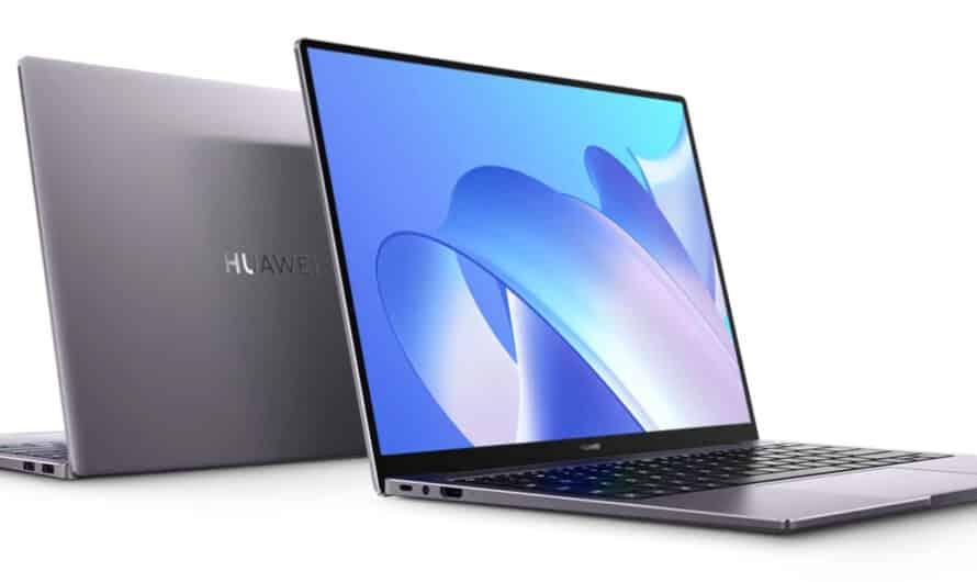 Ноутбук HUAWEI MateBook 14 [KLVD-WFE9]